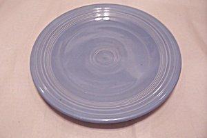Homer Laughlin China Fiesta Periwinkle Blue Dinner Plate