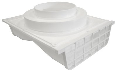 6 inch eave vent - 1