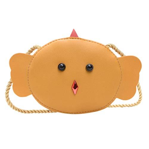 Kangma 2019 Girl Cartoon Mini Crossbody Bag Fashion Cute Zipper Tote Portable Outing Travel Shoulder Bags