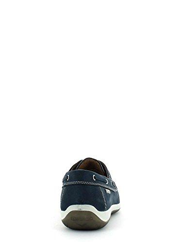 Igi&Co 3728 Mocasin Hombre Azul