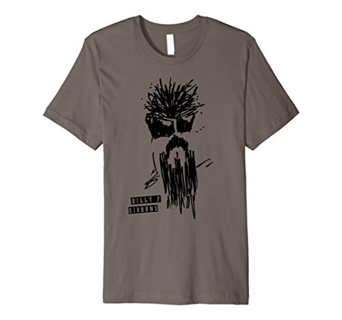 Self Portrait T-shirt - Official Billy F Gibbons of ZZ Top Self Portrait T-Shirt