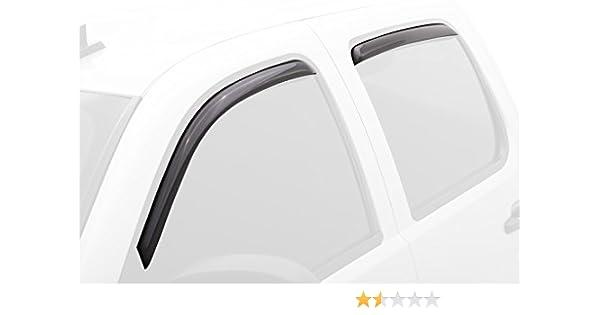 Car Styling Smoke Window Sun Rain Visor Deflector Guard for Chevrolet Cruze Sedan 2009-2014 NOT in Channel rain Guards 4-Piece Set