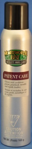 - Moneysworth and Best Patent Leather Care 168g
