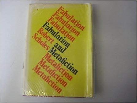 fabulation and metafiction