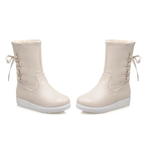 1to9 Snow Stivali Donna, Beige (beige), 35 Us
