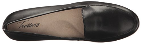 Women's Black Slip On Trotters Loafer Monarch yw46BqTgF