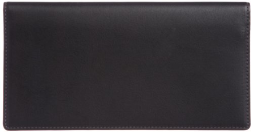 THINly Made in Japan Leather Wallet SLBT01 Black by THINly