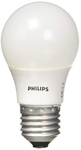 Philips Base B22 9 Watt LED Bulb  Golden Yellow