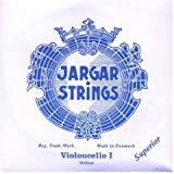 SWS Custom 4/4 Cello Jargar and Spirocore String Set