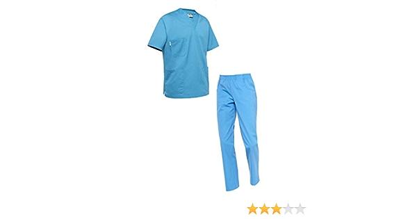 Uniforme Sanitario para Hombre. Pijama Completo para ...