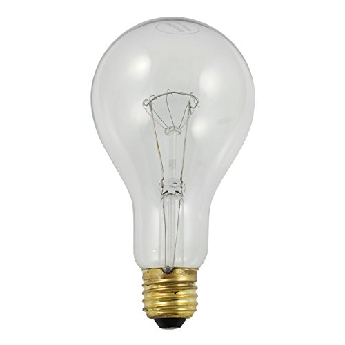 150PS25/CL - Volts: 130V, Watts: 150W, Type: PS25 Light