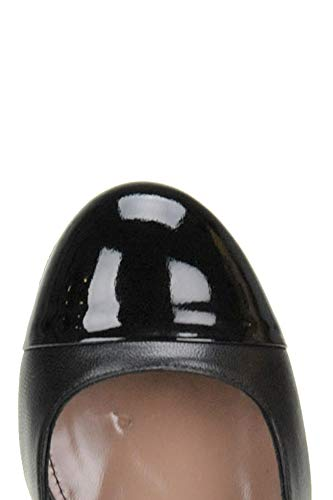 Negro Cuero Zapatos Twin Altos Mujer set Mcglcat000004083i 7wtAqZT