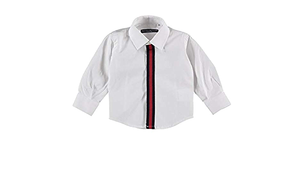 MANUELL & FRANK - Camisa de niño con cierre de botones de ...