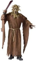 GHOST FACE SCARECROW ADULT -