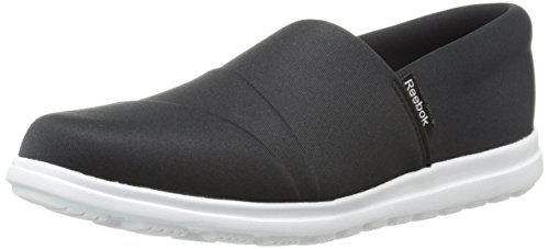 Reebok Women's Skyscape Harmony-w, Black/White, 5 M US