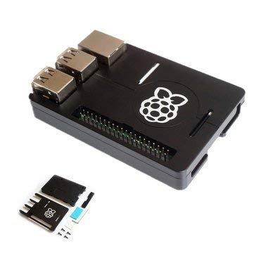 - Compatible Kits Raspberry Pi Orange Pi - Ultra-thin Aluminum Alloy Case Portable Box Support GPIO Ribbon Cable For Raspberry Pi 3 Model B 2 B/B+ - 1x CNC A