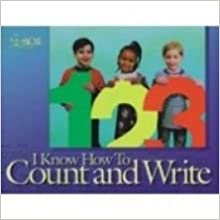 Amazon.com: I Know How to Count and Write (9781583311684 ...