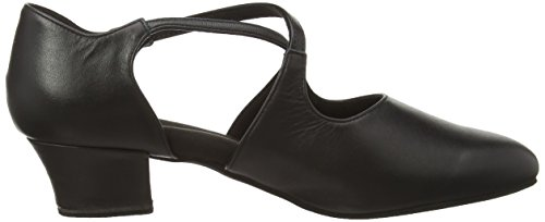 052 Schwarz Diamant 034 Black Shoes Ballroom Women's 102 Tanzschuhe Dance Damen ExTr6qTv