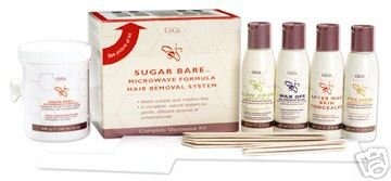GiGi Sugar Bare Microwave Kit
