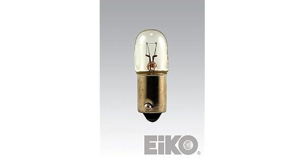 Amazon.com: * * 10 Pack * * Eiko – 47 miniatura bombillas ...