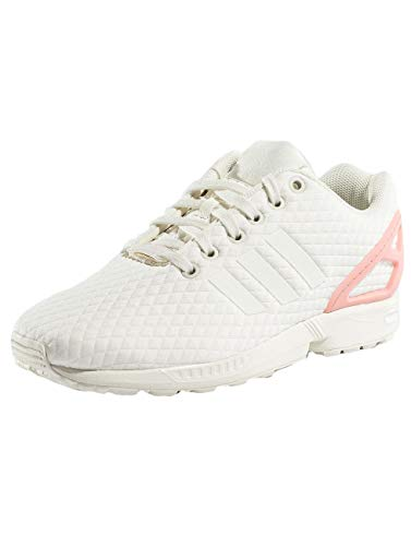 F17 Donna Pink off Flux Adidas Sneaker White Multicolore off White Zx trace W wnIPqP7T