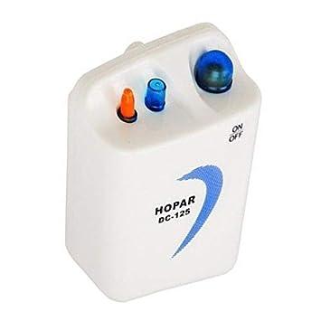 Hopar aireador A Pilas 0,5 W 1 L/min (Ventilador A Pilas): Amazon ...