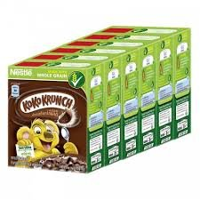 Koko Krunch Whole Grain Breakfast Cereals Wheat Crackers Chocolate 25g.(pack of (Uk Halloween Costumes)