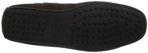 Hackett HMS20654, Mocasines Hombre Marrón (Brown)