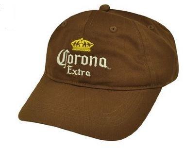 Corona Extra Brown Baseball Hat