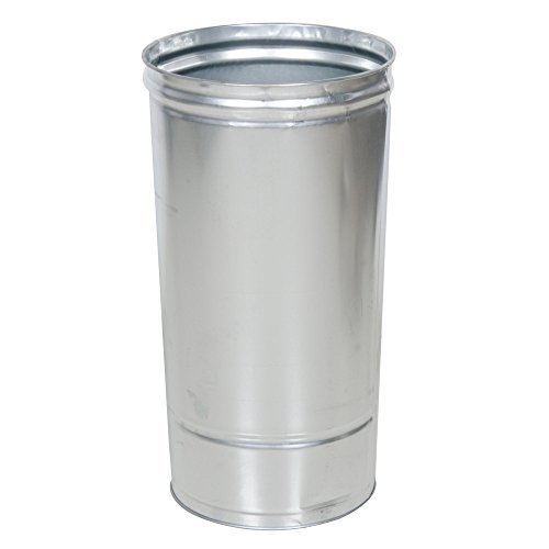Rubbermaid Commercial Products FGGL1530 Can Liner (14-Inch (Galvanized Liner Bin)