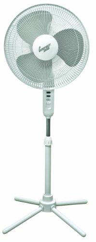 Comfort Zone CZST161BTE Pedestal Fan