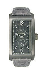 DKNY Men's Leather watch #NY4260