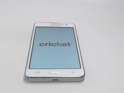 Samsung Galaxy Grand Prime SM-G530AZ Cricket Wireless White, Prepaid, Clean ()