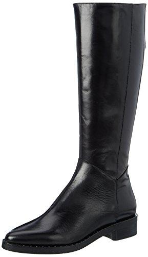 Zinda Damen 3267 Stiefel Schwarz (Negro)