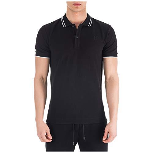 McQ Alexander McQueen Men Polo Shirts Swallow Nero M