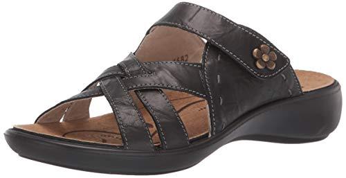 Women's Sandal Medium 39 99 Ibiza Romika Black Us 7gybvIf6mY