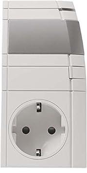 HomeMatic 105788 Funk-Zwischenstecker-Schaltaktor 1-Fach, HM-LC-Sw1-PL