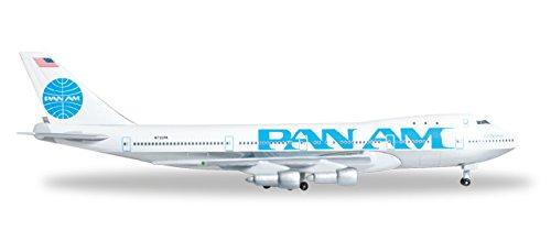 pan am 747 - 4