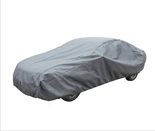 Full Car Cover Compatible with Pontiac Trans Am Silver Anniversary 1979 XL in Door ONLY
