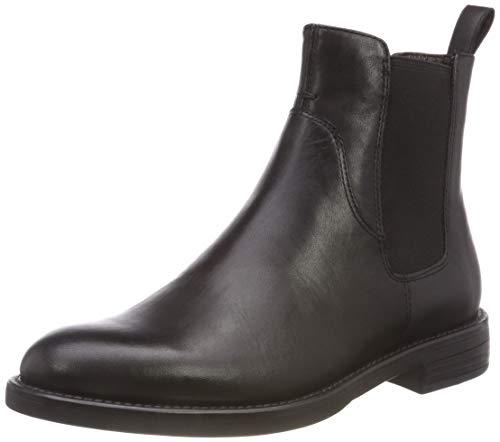 Chelsea Femme Vagabond Black Noir Boots 20 Schwarz Amina OR5Hqtn7