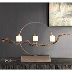 Uttermost Ameera Twig Candleholder 18577