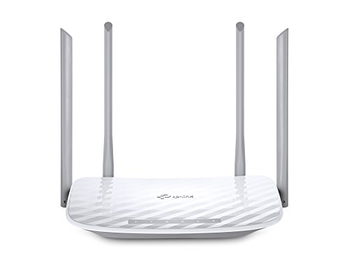 TP-Link Archer C50 Wireless Dual Band Router (White)