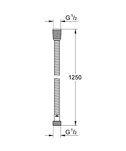 Relexa Metallic Hose