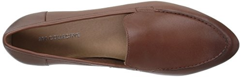 free shipping professional for nice 206 Collective Women's Leona Slip-on Loafer Cognac Leather free shipping eastbay order buy cheap 100% guaranteed ZCKnQo