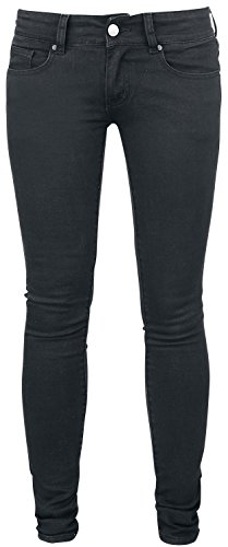 R.E.D. by EMP Vicky (Skinny Fit) Vaqueros Mujer Negro
