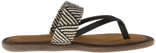 Skechers Natural Flip Cali Black Flop Indulge wAFv1