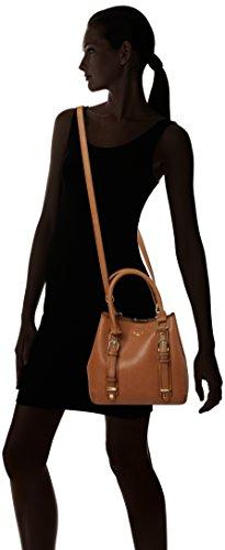 femme 13x23x28 cm Sacs main Tan Dinidylier Brown W L H x portés Dune wSZ1FqIB