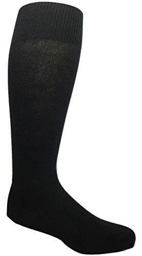 Vagden Quick Dry Coolmax Military Combat Boot Liner Socks (6 Pairs)