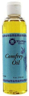 Comfrey Oil Organic 4 Ounces
