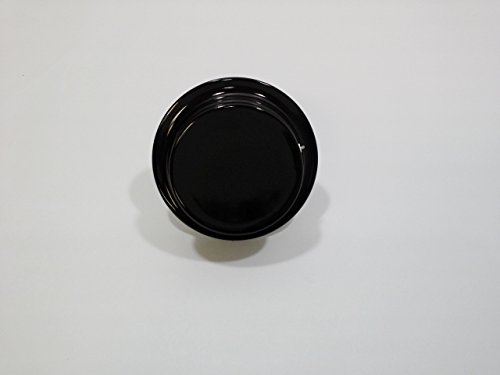 New Part - Whirlpool - Range / Oven / Stove - Black Gas Top Burner - Part # 3412D024-09 - Replaces Old Numbers: 12500050, 3412D007-00, 3412D007-09, 34 (Whirlpool Gas Stove Parts compare prices)